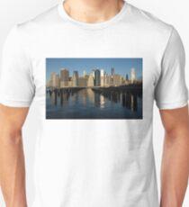 Manhattan Waking Up T-Shirt