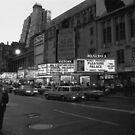 42nd Street, NYC by Steven Huszar