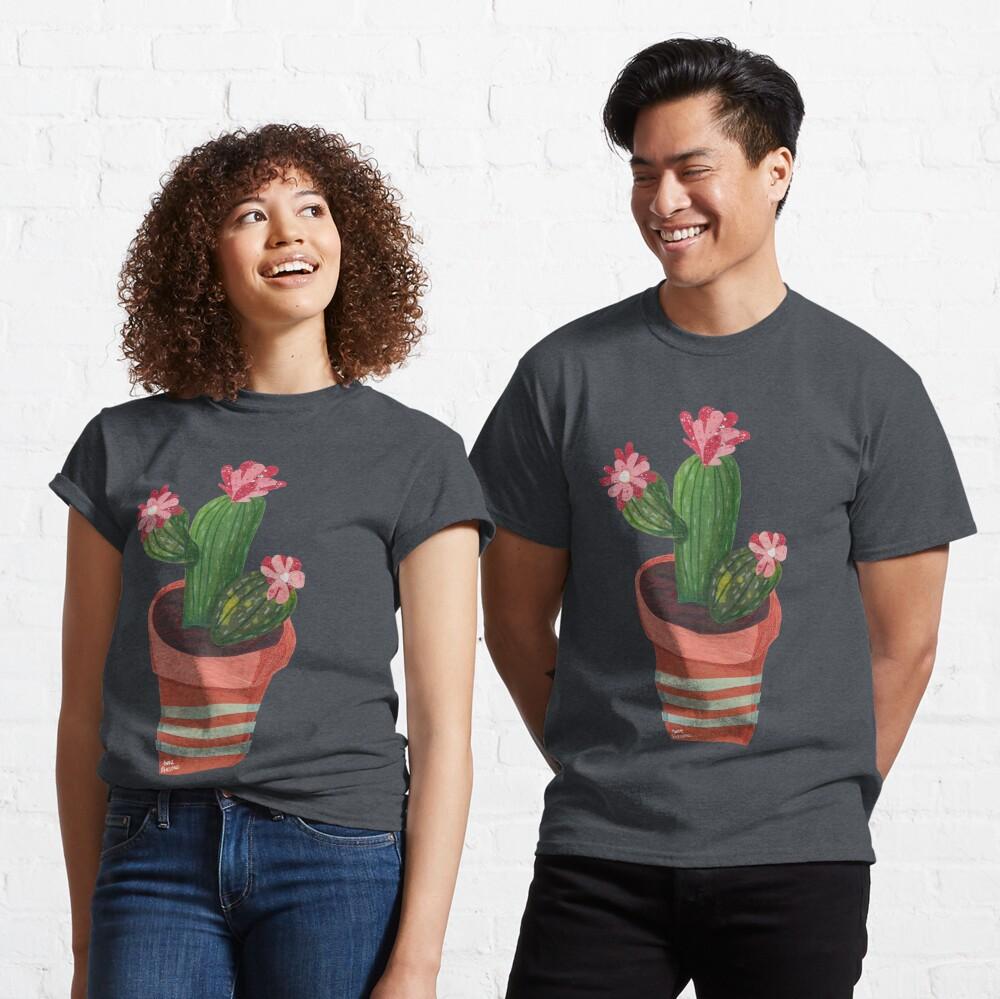 Collage Cactus Classic T-Shirt