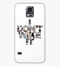 I don't wike it - Chris Evans Case/Skin for Samsung Galaxy