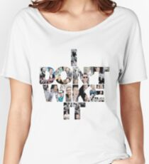 I don't wike it - Chris Evans Women's Relaxed Fit T-Shirt