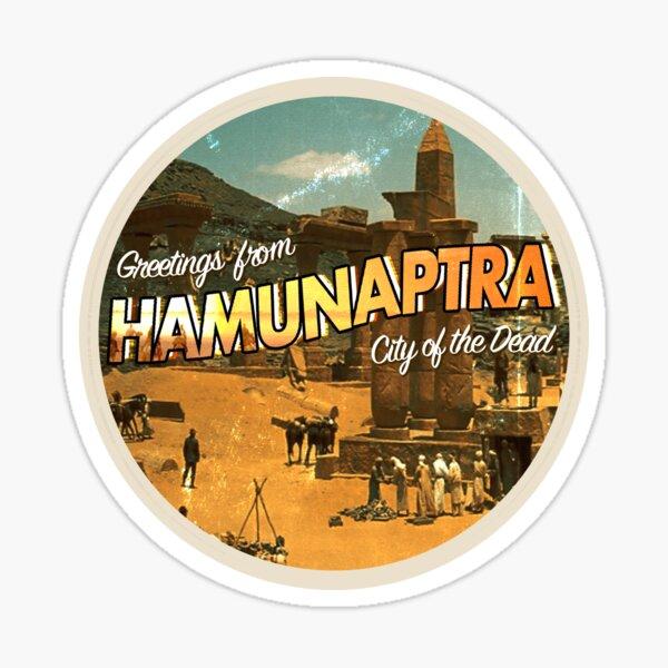 Hamunaptra [Greetings from] Sticker