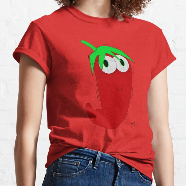 Daniel The Anxious Pepper Classic T-Shirt