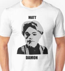 Matt Damon Slim Fit T-Shirt