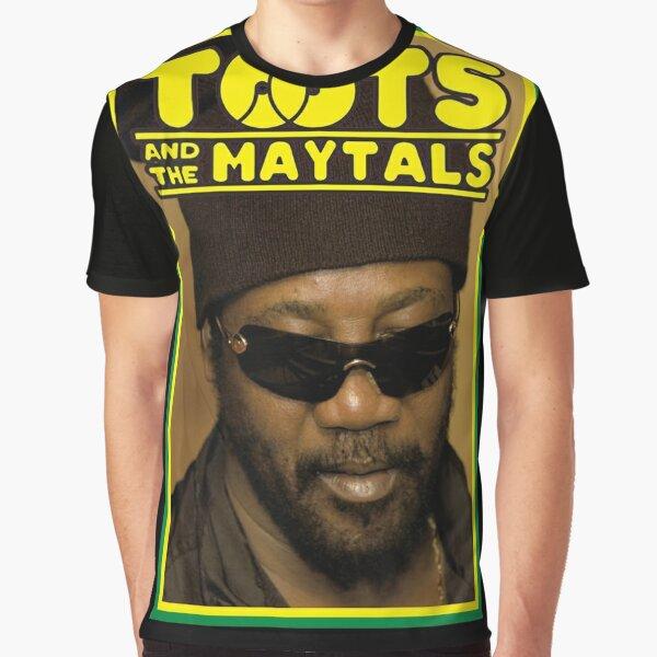 Toots y los Maytals Camiseta gráfica