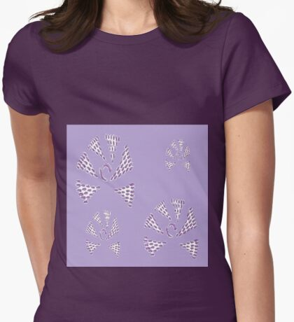 Dashed Floral T-Shirt