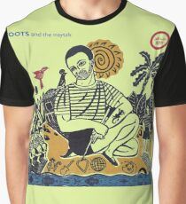 Toots And The Maytals : Reggae Greats Graphic T-Shirt