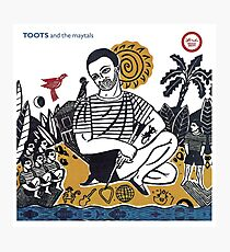 Toots And The Maytals : Reggae Greats Photographic Print