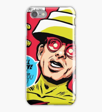 Post-Punk Reverse iPhone Case/Skin