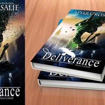 DELIVERANCE - Premade Book cover design by jayderosalie