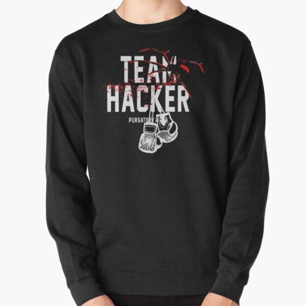 team hacker Pullover Sweatshirt