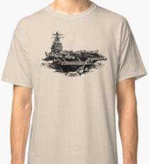 USS Theodore Roosevelt (CVN-71) Classic T-Shirt