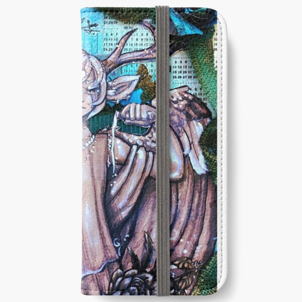 The Apothecary iPhone Wallet