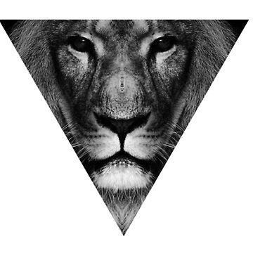 lion inside by tongethird