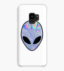 hologram alien Case/Skin for Samsung Galaxy