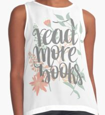 Read More Books Contrast Tank