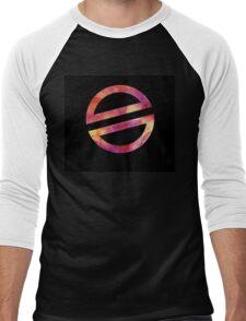 NOCOLOR Men's Baseball ¾ T-Shirt