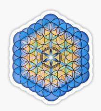 Mandala :  Life's Fruit   Sticker