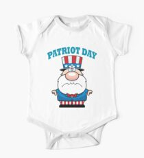 Patriot Day One Piece - Short Sleeve