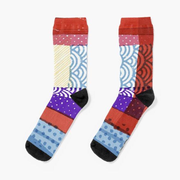 In the Shade Socks