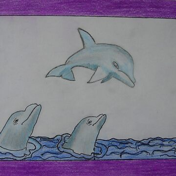Dolphins - e-comic Knight Luminar II. The Beings of the Light by MetkaNogra