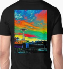 CONEY iSLAND PARACHUTE JUMP AND AMUSENT PARK T-Shirt