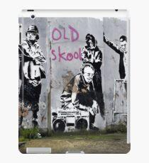 Vinilo o funda para iPad Banksy, Old Skool, Londres