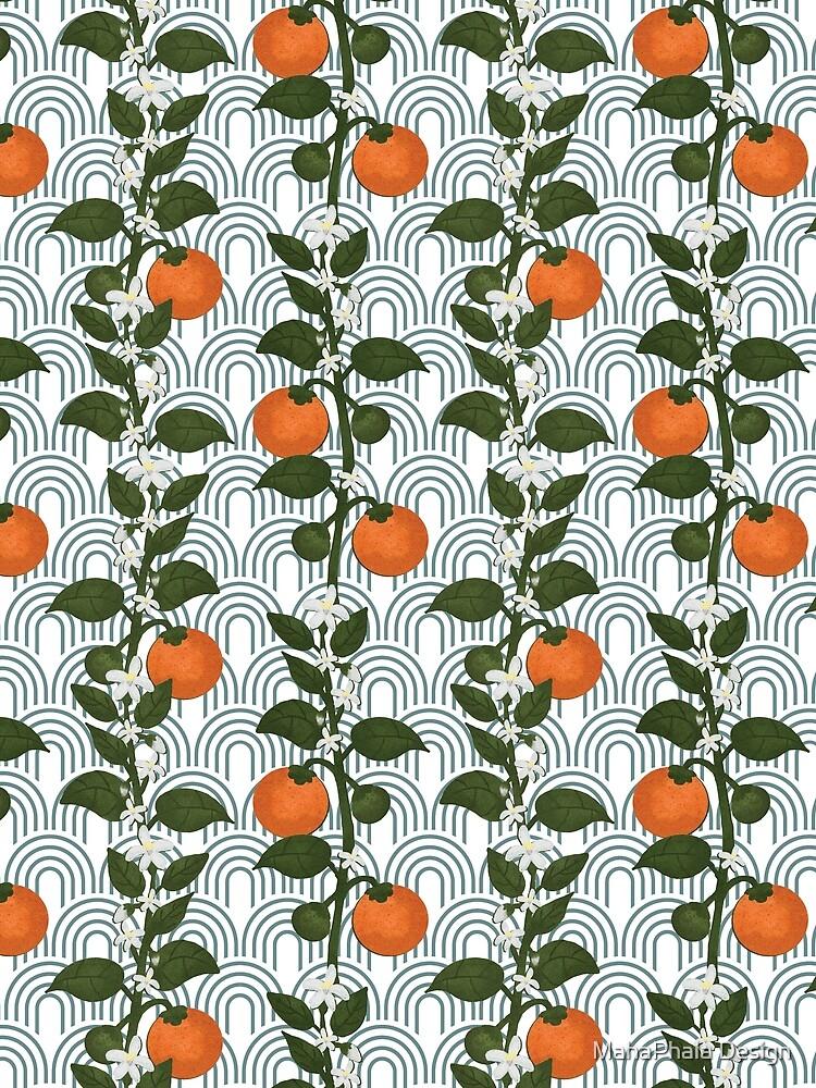 Tangerine Wear by MahaphalaDesign