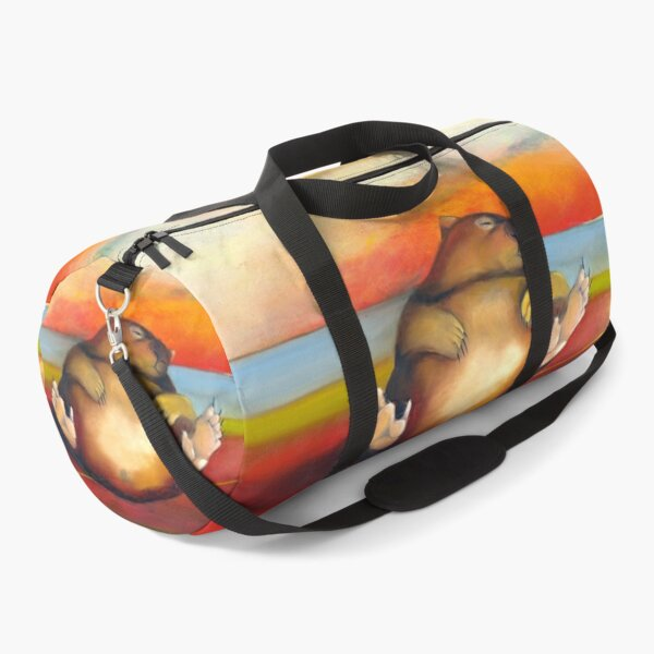 Belly Up Duffle Bag