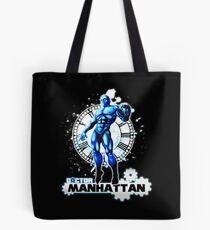 Doctor Manhattan Tote Bag