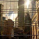 Hong Kong Reflection by Jack Bridges