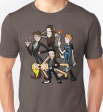 Wild eyed, big bottomed anarchists Unisex T-Shirt
