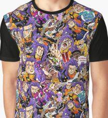 Akira Otoishi - JoJo's Bizarre Adventure Graphic T-Shirt
