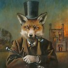The Dapper Fox by mictomart