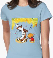 Dance Calvin and Hobbes  T-Shirt