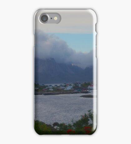 Reine - landscape. Norway  08. 2011. © Andrzej Goszcz. iPhone Case/Skin