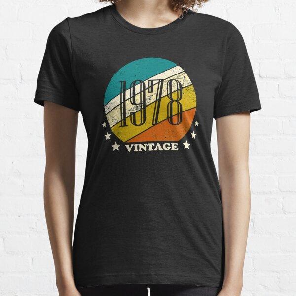 Vintage retro 1978 Essential T-Shirt