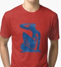 Matisse Cut Out Tri-blend T-Shirt