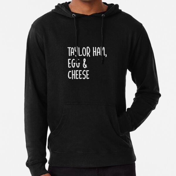 Taylor Ham Egg And Cheese Lightweight Hoodie