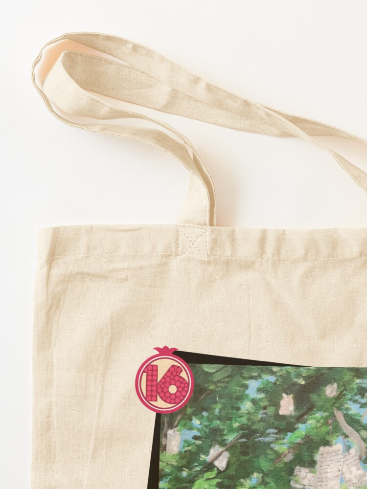 Alternate view of Arlington Garden 16 Special Edition Tote Bag