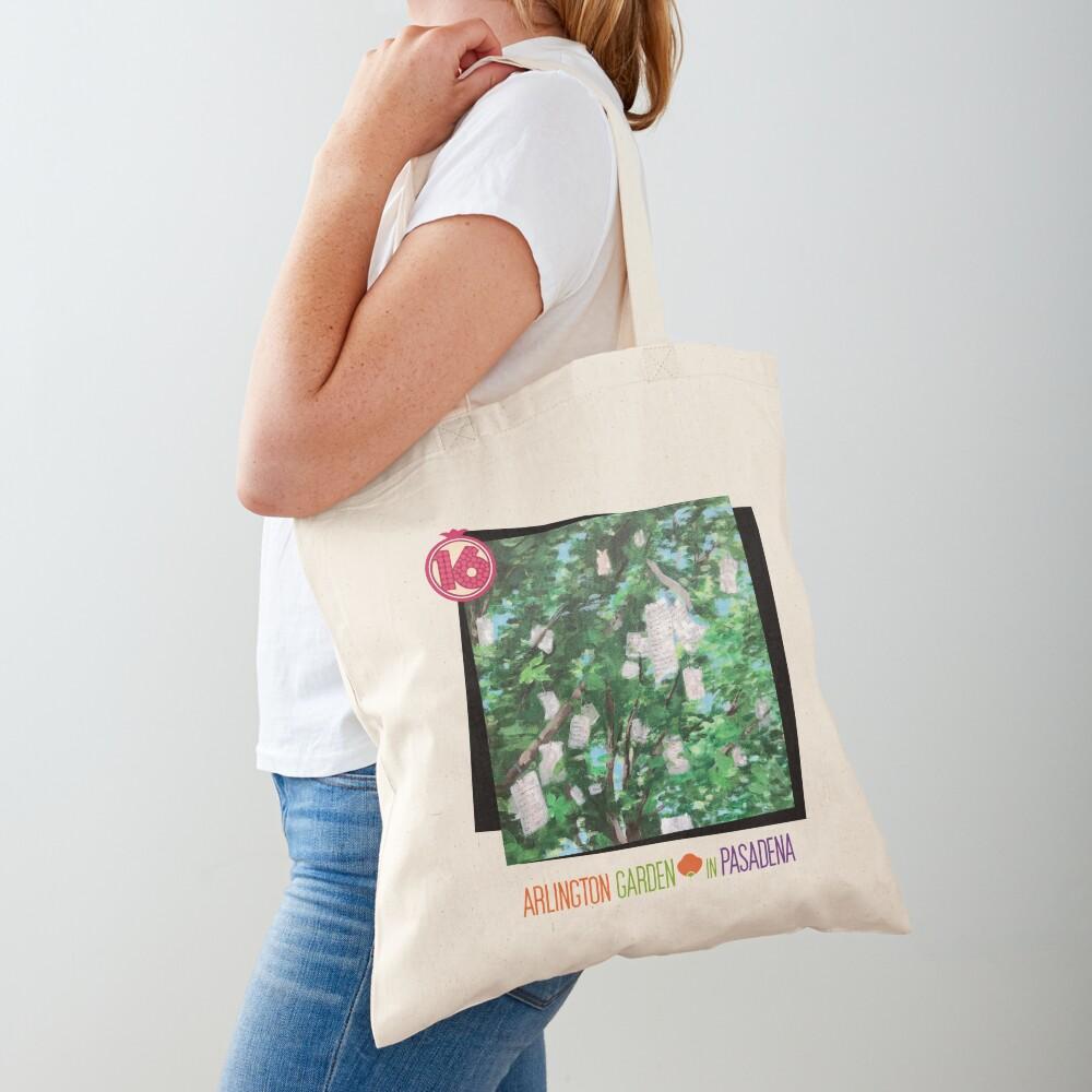 Arlington Garden 16 Special Edition Tote Bag