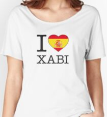 I ♥ XABI Women's Relaxed Fit T-Shirt