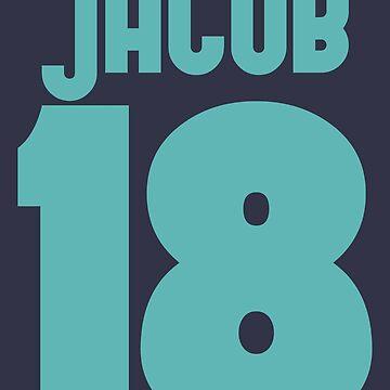 JACOB 18 Baby Blue by Kemzi