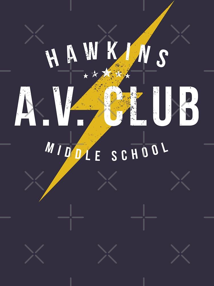Hawkins A.V. Club (aged look) by KRDesign