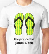 Jandals Bro Unisex T-Shirt