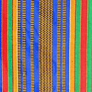 Colours of Africa (9) of a series of African Colours by Remo Kurka