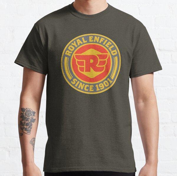 Royal Enfield - Depuis 1901 T-shirt classique