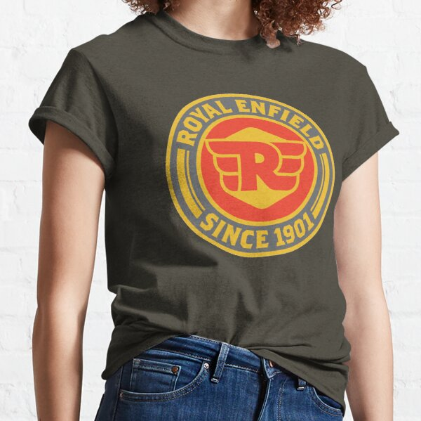 Royal Enfield - Since 1901 Classic T-Shirt