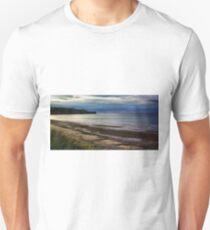 Sunset on the Coast Unisex T-Shirt