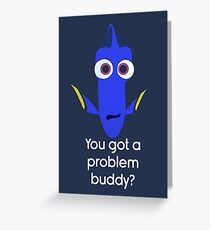 Dory! Greeting Card